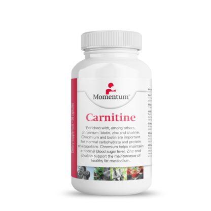 momentum carnitine