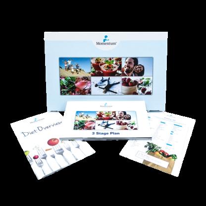 Momentum Lifestyle Program English International Packaging