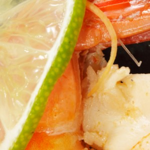Thai Dishes - Tom Yam Kung