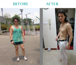 weight loss singapore